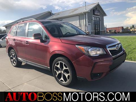 2014 Subaru Forester for sale in Woodscross, UT