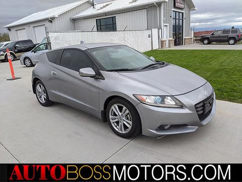 2011 Honda CR-Z for sale in Woodscross, UT