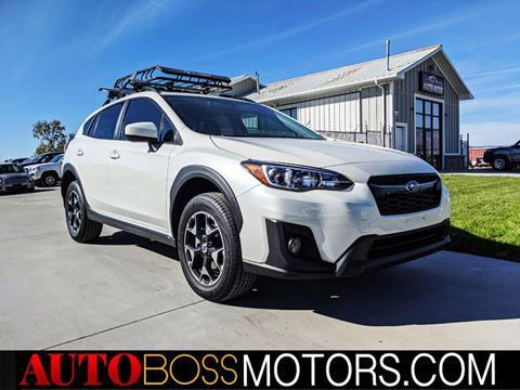 2018 Subaru Crosstrek for sale in Woodscross, UT