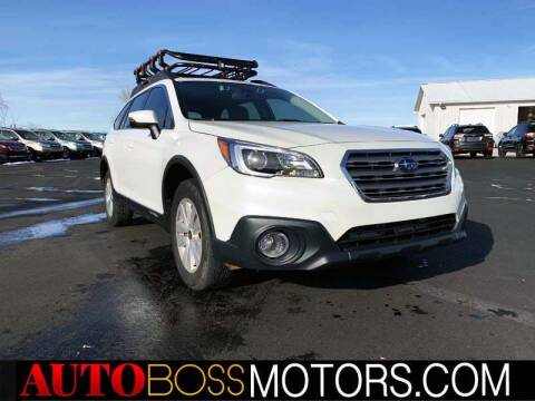 2016 Subaru Outback for sale at Auto Boss in Woodscross UT