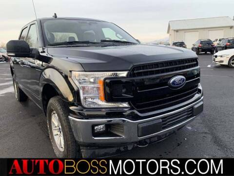 2019 Ford F-150 for sale at Auto Boss in Woodscross UT