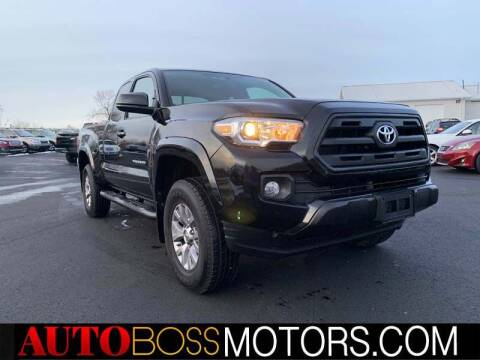 2017 Toyota Tacoma for sale at Auto Boss in Woodscross UT
