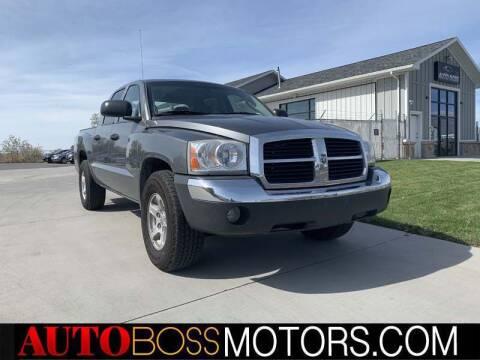 2005 Dodge Dakota for sale at Auto Boss in Woodscross UT