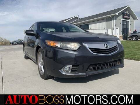2013 Acura TSX for sale at Auto Boss in Woodscross UT