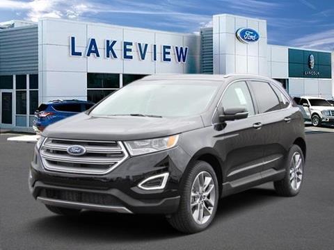 2017 Ford Edge for sale in Battle Creek MI