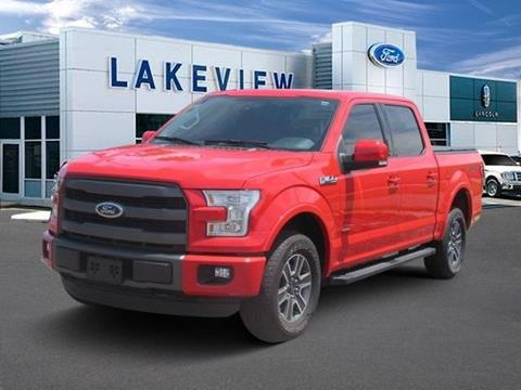 2015 Ford F-150 for sale in Battle Creek, MI