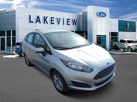 2016 Ford Fiesta for sale in Battle Creek MI