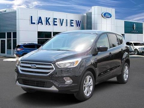 2017 Ford Escape for sale in Battle Creek MI