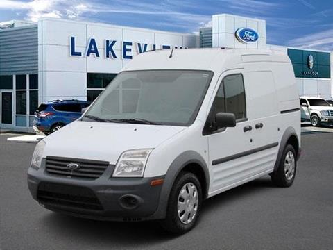 2012 Ford Transit Connect for sale in Battle Creek, MI