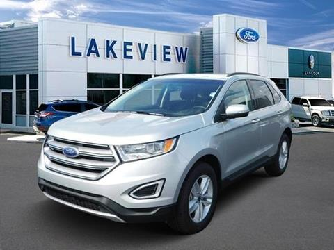 2017 Ford Edge for sale in Battle Creek, MI