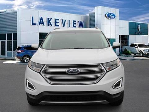 2017 Ford Edge for sale in Battle Creek, MI