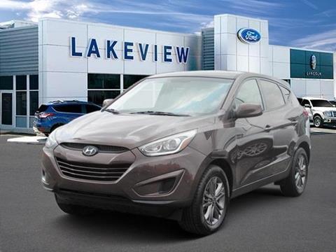2014 Hyundai Tucson for sale in Battle Creek, MI