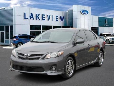 2013 Toyota Corolla for sale in Battle Creek MI