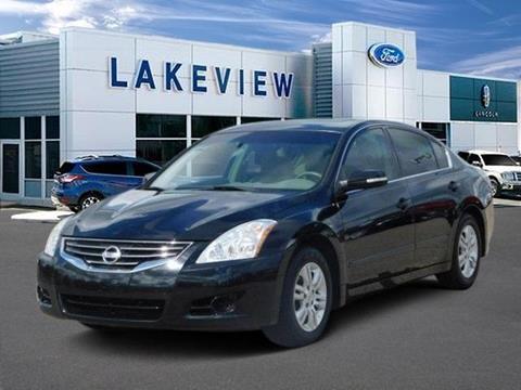 2011 Nissan Altima for sale in Battle Creek, MI