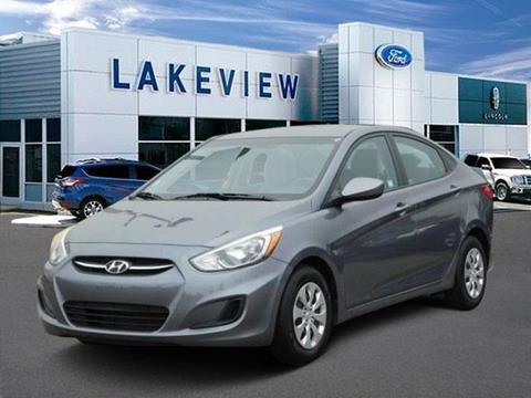 2016 Hyundai Accent for sale in Battle Creek, MI