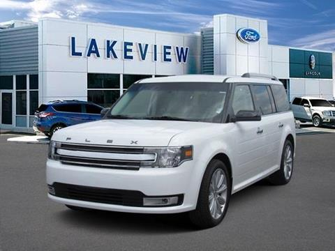 2018 Ford Flex for sale in Battle Creek MI