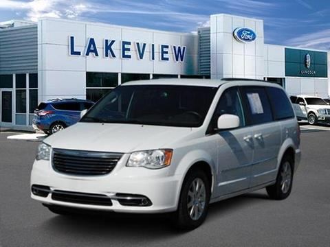 2016 Chrysler Town and Country for sale in Battle Creek MI