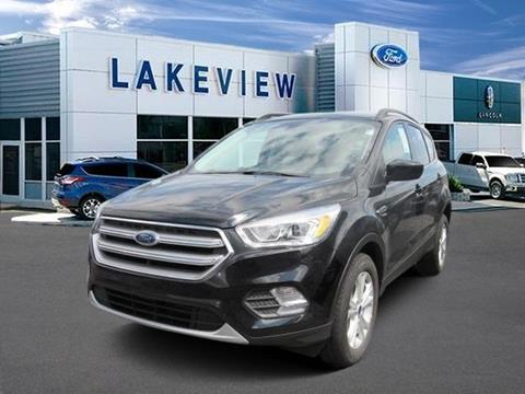 2017 Ford Escape for sale in Battle Creek MI