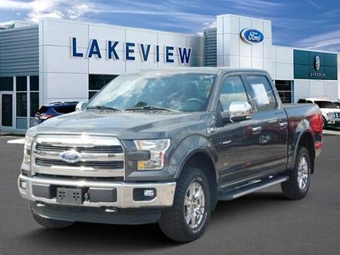 2016 Ford F-150 for sale in Battle Creek MI