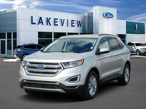 2017 Ford Edge for sale in Battle Creek MI