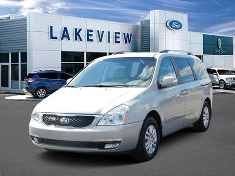 2014 Kia Sedona for sale in Battle Creek MI