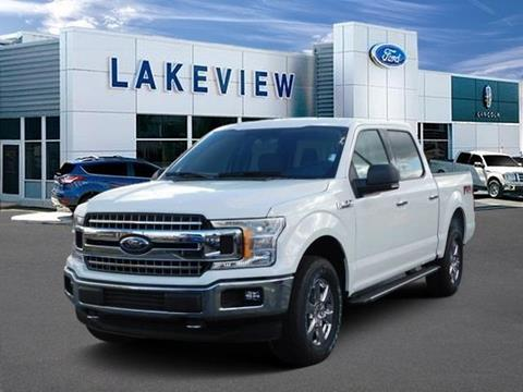 2018 Ford F-150 for sale in Battle Creek MI