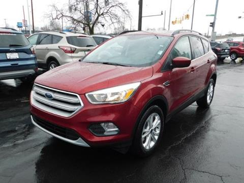 2018 Ford Escape for sale in Battle Creek, MI