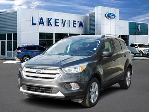 2018 Ford Escape for sale in Battle Creek, MI