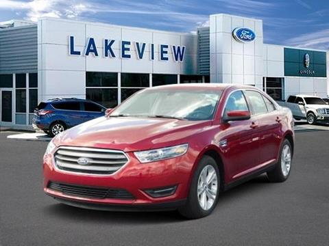2017 Ford Taurus for sale in Battle Creek MI
