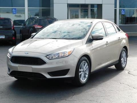 2017 Ford Focus for sale in Battle Creek, MI