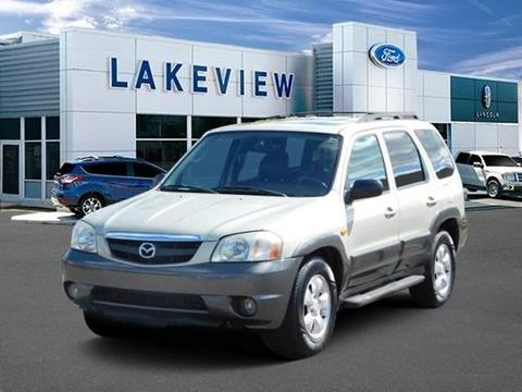 2004 Mazda Tribute for sale in Battle Creek, MI