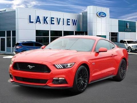 2015 Ford Mustang for sale in Battle Creek MI