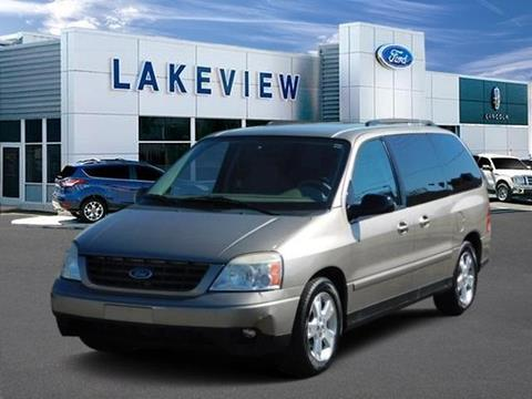 2005 Ford Freestar for sale in Battle Creek, MI