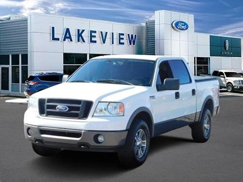2007 Ford F-150 for sale in Battle Creek MI