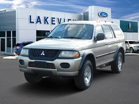 2003 Mitsubishi Montero Sport for sale in Battle Creek, MI