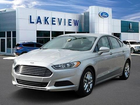 2013 Ford Fusion for sale in Battle Creek MI