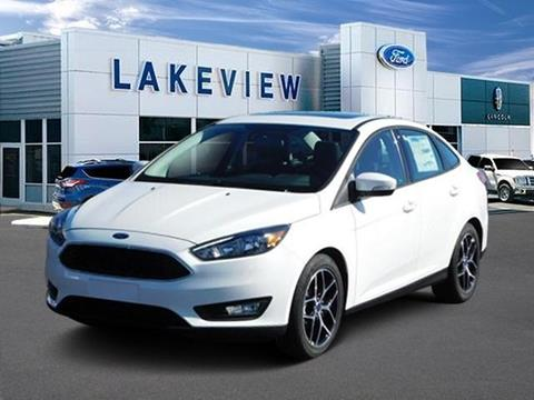 2017 Ford Focus for sale in Battle Creek, MI