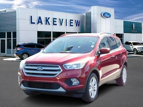 2018 Ford Escape for sale in Battle Creek MI