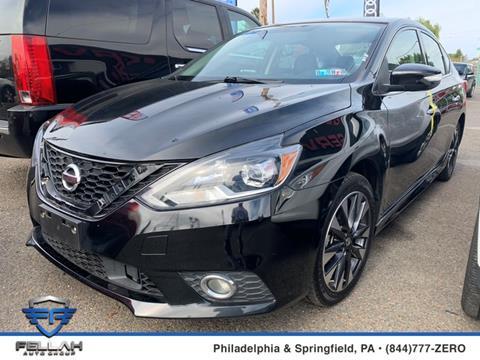 2016 Nissan Sentra for sale in Philadelphia, PA