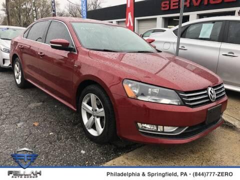 2015 Volkswagen Passat for sale in Philadelphia, PA