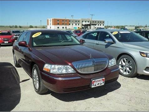 2004 Lincoln Town Car for sale in Hot Springs, SD