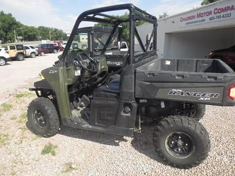 2015 Polaris Ranger 900 for sale in Hot Springs, SD