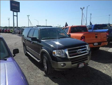 2013 Ford Expedition EL for sale in Hot Springs, SD
