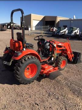 2017 Kioti CK2510 HST for sale in Hot Springs, SD