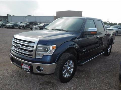 2013 Ford F-150 for sale in Hot Springs, SD