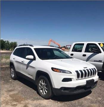 2016 Jeep Cherokee for sale in Hot Springs, SD