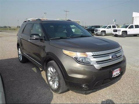 2015 Ford Explorer for sale in Hot Springs, SD