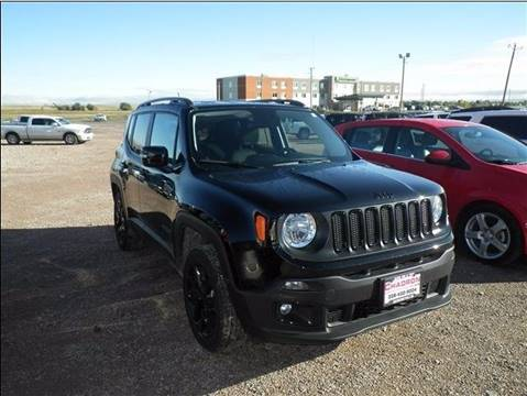 2017 Jeep Renegade for sale in Hot Springs, SD