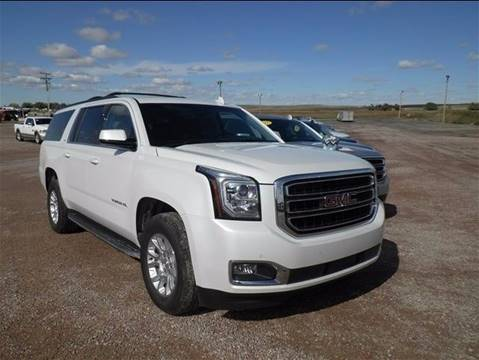 2017 GMC Yukon XL for sale in Hot Springs, SD