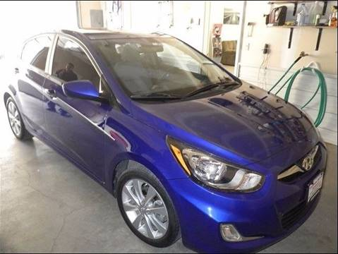 2013 Hyundai Accent for sale in Hot Springs, SD